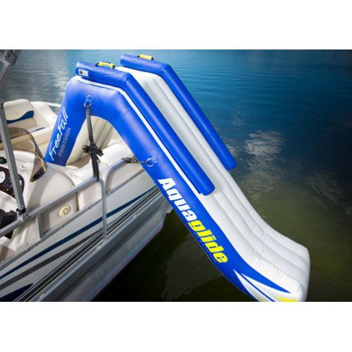 Aquaglide Ponton Dock slide vízi csúszda