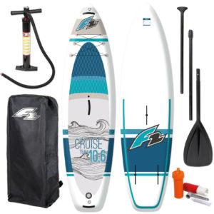 Windsurf Freeride SUP DESZKA felfújható